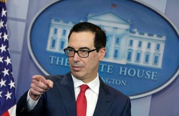 وزیر خزانه داری آمریکا به سویفت هشدار داد که دسترسی ایران را قطع کند