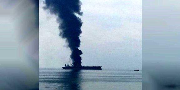 4 نفر در کشتی نروژی سوخته شده جان خود را از دست دادند