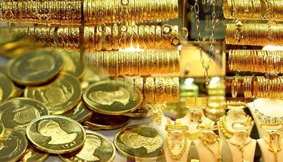 نرخ طلا صعودی شد/ سکه ۱۰ میلیون و ۲۱۰ هزار تومان