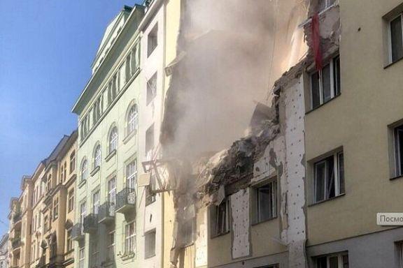 وقوع یک انفجار مشکوک در وین