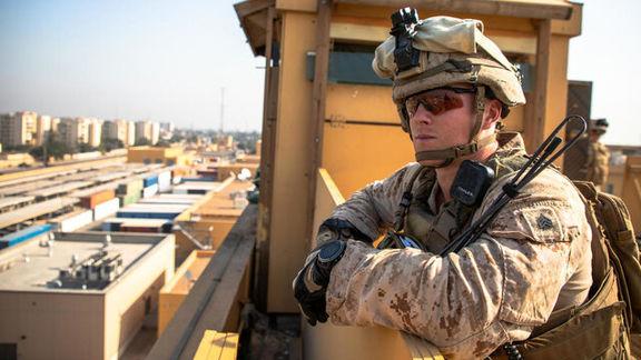مرکز فرماندهی ائتلاف بینالمللی از عراق به کویت منتقل میشود