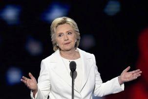 هیلاری کلینتون احتمال شرکت کردن در انتخابات 2020 را رد نکرد