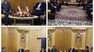 وزیر خارجه عمان وارد تهران شد و با ظریف دیدار کرد