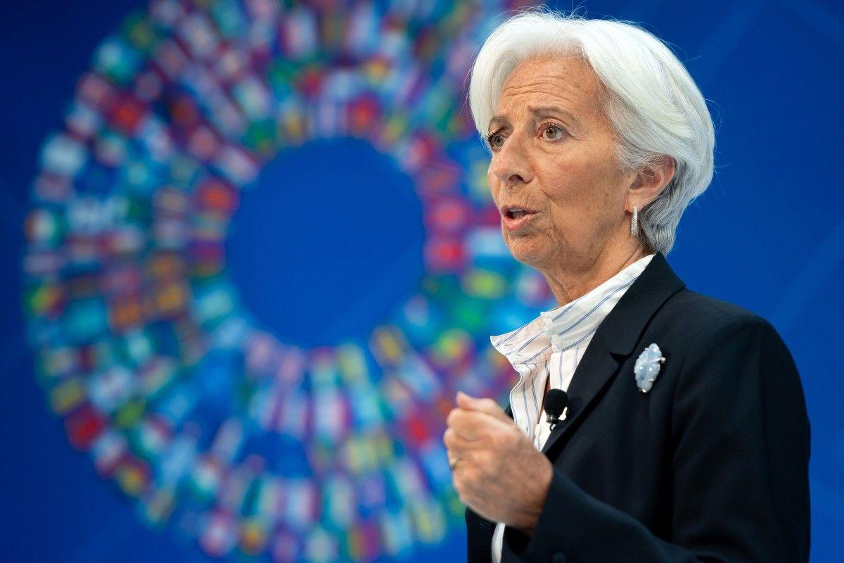 کریستین لاگارد رسما رئیس بانک مرکزی اروپا شد