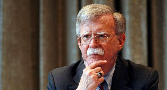 ادعای بولتون: ایران همچنان  به گسترش تسلیحات هستهای ادامه می دهد