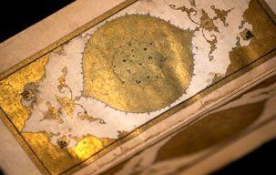 نسخه دستنویس و قدیمی دیوان حافظ در هلند پیدا شد