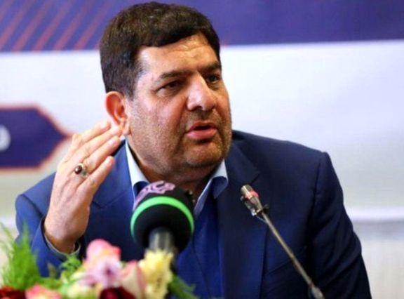 محمد مخبر معاول اول رئیس جمهور شد