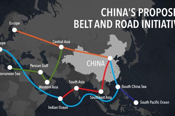 تجارت بین چین و کشورهای طرح جاده ابریشم به رکورد ۱.۳۵ تریلیون دلار رسید