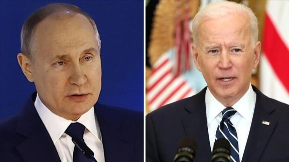 موضوع ایران و احیای برجام یکی از مباحث دیدار پوتین و بایدن