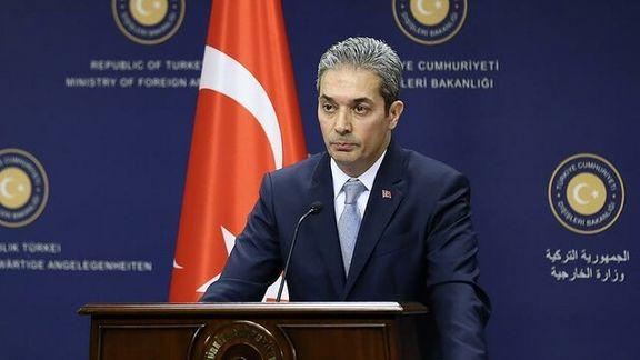 ترکیه: برای متقاعد کردن آمریکا به مجاز شدن واردات نفت از ایران تلاش می کنیم