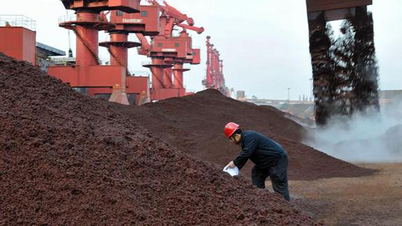 بهبود معاملات آتی بورس کالای دالیان/ بهای هر تن سنگ آهن ۳ دلار رشد کرد