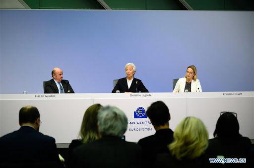 نشست بانک مرکزی اروپا روز پنجشنبه برگزار میشود