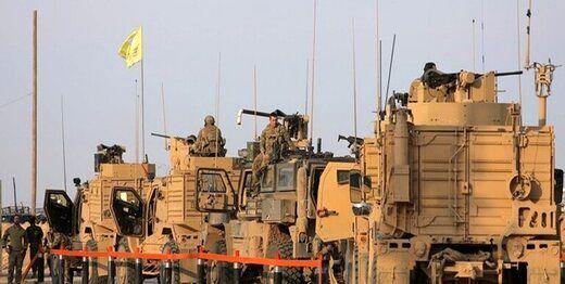 آمریکا دهها خودرو و تجهیزات به سوریخ فرستاد