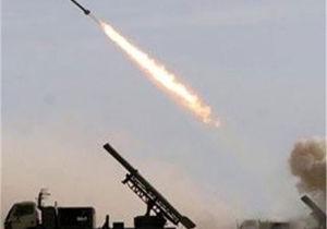 مبارزان یمنی جنوب عربستان را بمباران کردند