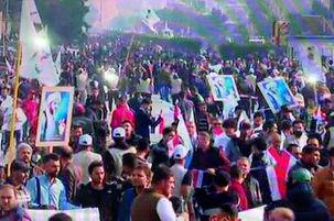 واکنش رسانههای غربی به حضور میلیونی مردم عراق در تظاهرات علیه آمریکا