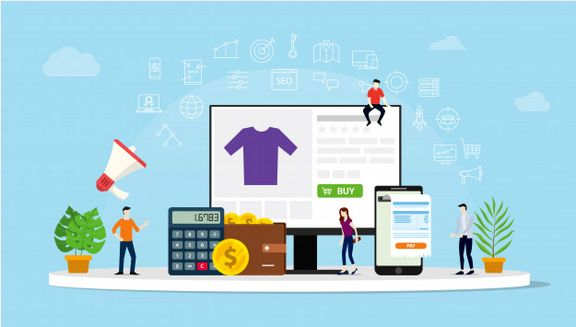 فروش آنلاین، یک پنجم خرده فروشی جهان در سال 2020