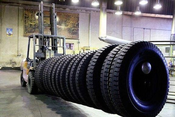 تامین لاستیک خودروهای سنگین ناوگان حمل و نقل و عرضه در سامانه کالا