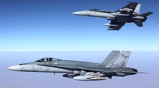 حمله جنگندههای ائتلاف آمریکایی  در دیرالزور سوریه/ ۱۵ غیرنظامی کشته شدند