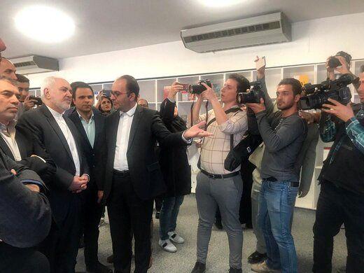 ظریف: تحریمهای آمریکا را در دنیا نامشروع کردهایم