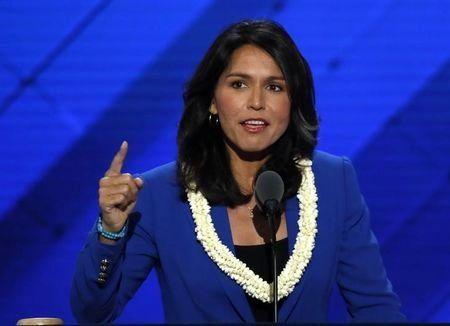 """نامزد احتمالی ریاست جمهوری آمریکا :  من به جنگ با ایران """"نه"""" میگویم"""