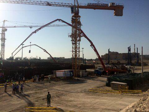 واکنش رسانههای عربی به عملیات بتنریزی واحد ۲ نیروگاه اتمی بوشهر