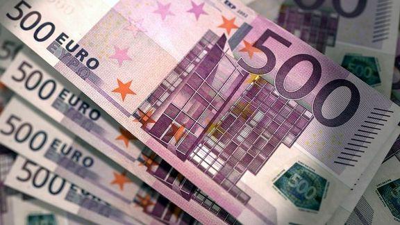 قیمت یورو مرزهای 13 هزار تومان را رد کرد