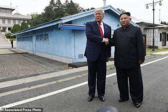 پیام تبریک ترامپ به مناسبت تولد رهبر کره شمالی