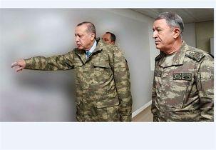اردوغان ارتش سوریه را تهدید به جنگ کرد