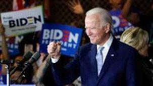 شانش پیروزی بایدن در انتخابات 71 درصد است