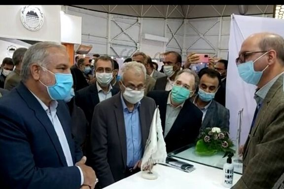 ذوب آهن اصفهان لوح زرین نوآوری محصول برتر ایرانی در سال 99 را دریافت کرد