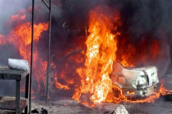 انفجار بمب در کرکوک عراق