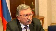 اولیانوف: هیئت ها آماده ماندن در وین تا زمان رسیدن به هدف مورد نظر هستند