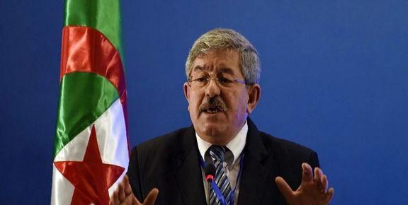 نخستوزیر سابق الجزایر بازداشت موقت اش صادر شد