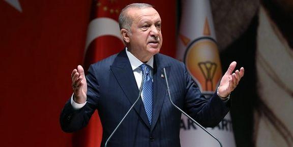 هشدار تند اردوغان به امریکا