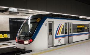 اختلال در حرکت قطارهای مترو / خط 5 دچار مشکل فنی شد و تا ظهر امروز برطرف می شود