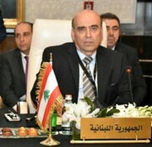 شربل وهبه وزیر خارجه جدید لبنان شد