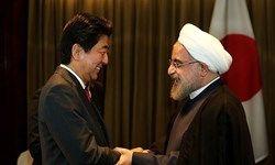 نخستوزیر ژاپن به دنبال دیدار با حسن روحانی