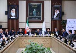 جلسه ستاد اقتصاد مقاومتی استان تهران با حضور رییس کل بانک مرکزی برگزار شد