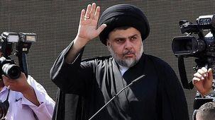 مقتدی صدر اکانت فیسبوک خود را با انتشار متن خداحافظی بست