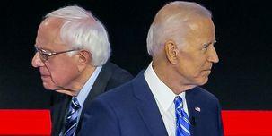 خداحافظی برنی سندرز از انتخابات آمریکا/جو بایدن رقیب انتخاباتی ترامپ شد