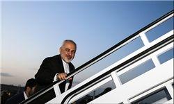 ظریف به چین سفر کرد