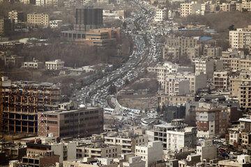 نرخ تورم نقطهای خانوارهای استان تهران به ۴۲.۶ درصد رسید