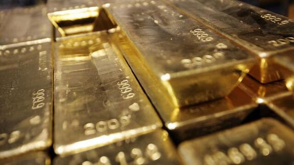 هر انس طلا 1726 دلار شد/طلا ثابت ماند