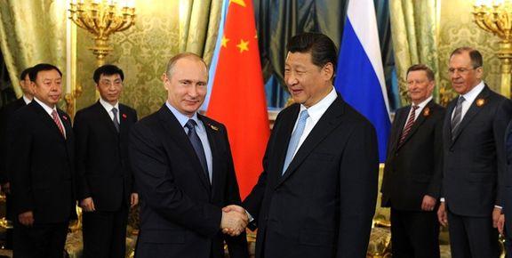 رئیسجمهور چین برای اعلام «عصر جدیدی از دوستی» وارد مسکو شد