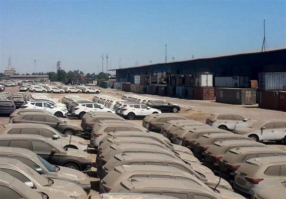 ترخیص ۹ هزار خودرو دپو شده در گمرک