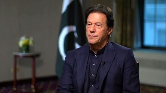عمران خان به دستور سعودی ها به ایران سفر می کند