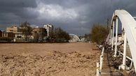 خطر وقوع دوباره سیلاب در استان لرستان / ساکنان حریم رودخانهها به مناطق امن بروند