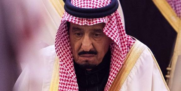حال پادشاه عربستان وخیم است