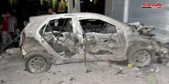 ۱۸ کشته و زخمی در اثر انفجار انتحاری شهر سویدا
