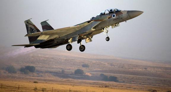 اسرائیل به فرودگاه تی4 سوریه حمله کرد
